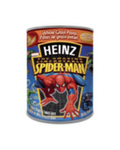 Heinz The Amazing Spider-Man© Whole Grain Pasta - Pasta Shapes in Tomato Sauce
