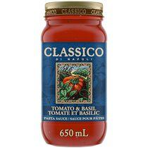 Classico Di Napoli Tomato & Basil Pasta Sauce