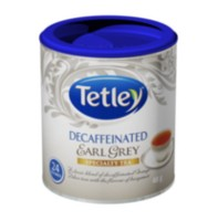 Tetley Decaffeinated Earl Grey Tea