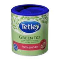 Tetley Pomegranate Green Tea