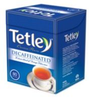 Tetley Decaffinated Orange Pekoe