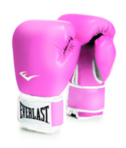 Everlast Pink Women's Boxing Training Gloves