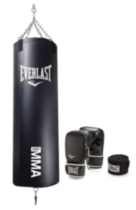 Everlast MMA Heavy bag kit 70lb