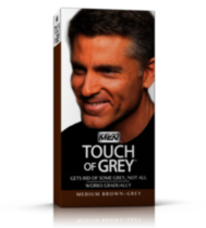 Touch of Grey Brun moyen T-35