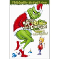 How The Grinch Stole Christmas: 50th Birthday Deluxe Edition (Bilingual)