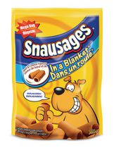 Snausages Beef and Cheese Flavour Dog Treats