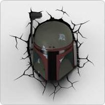 Star Wars 3D Nightlight ‑ Boba Fett
