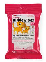 Petkin Tushie Wipes to-go