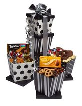 Baskets by On Occasion Yummy Tower Gift Basket