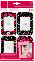 Sticko Photo Frame Stickers - Mouth and Heels