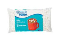 Great Value Mini Marshmallows