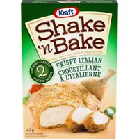 Kraft Shake 'n Bake Crispy Italian Coating Mix