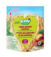 Baby Gourmet Apple Spinach Cereal