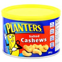 Planters Salted Cashews