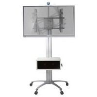 "TygerClaw Mobile TV Stand for 30"" - 60"" TV (LCD8503)"
