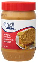 Great Value Crunchy Peanut Butter