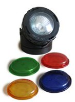 Angelo Décor 10-watt Pond/Fountain Coloured Lenses Halogen Spotlight