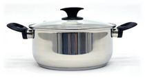 Starbasix 4.98 L Sauce Pan with Lid
