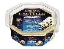 Castello Rosenborg 27% M.F. Traditional Crumbled Danish Blue Cheese