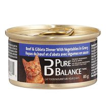 Pure Balance Beef & Giblets with Vegetables Cat Food