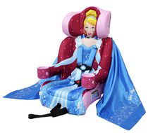 KidsEmbrace Friendship Combination Booster Cinderella Baby Car Seat