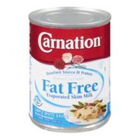 Carnation Fat Free Evaporated Skim Milk