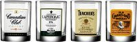 Luminarc Top Shelf Double Old Fashioned Glasses - Box of 4x13 1/4 oz.