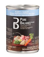 Pure Balance Puppy Chicken Vegetables & Brown Rice Dog Food