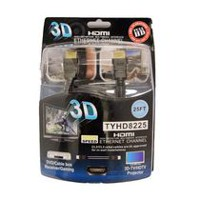 TygerWire 25 FT High Quality HDMI Cable (TYHD8225)