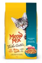 Meow Mix Tender Centers Tuna and Whitefish Flavours Dry Cat Food