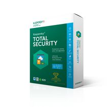 Kaspersky Total Security for Windows/Mac