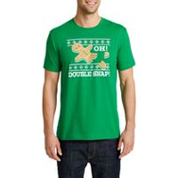 George Men's Graphic Holiday Tee XL