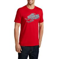 George Men's Graphic Holiday Tee L