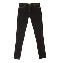 g21 Womens Skinny Jeans Black 1