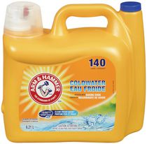 Arm & Hammer™ Cold Water Liquid Laundry Detergent 140 loads