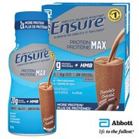 Ensure Enlive Chocolate Advanced Nutrition Gluten-Free Meal Replacement
