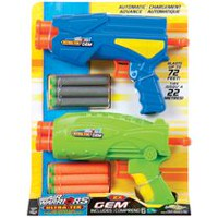 Air Warriors Ultra-Tek Gem 2-Pack Dart Blaster Set