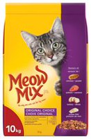 Meow Mix Original Choice Mixed Flavour Dry Cat Food