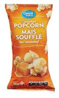 Great Value Caramel Popcorn