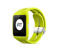 Montre intelligente Smartwatch 3 de Sony - lime