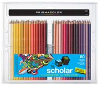 Prismacolor Scholar Coloured Pencils