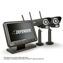 Defender Digital Wireless Security System with 2 Night Vision Camera