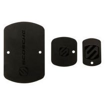 Scosche® Replacement Plates for MagicMount™ in Black