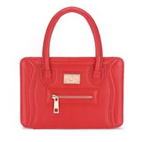 Sac à main Charleston de Sandy Lisa pour iPad Mini en rouge