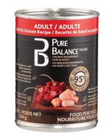 Pure Balance Adult Beef and Chicken Dog Food