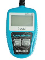 Roadi NGS100 Multilingual Code Reader CAN & OBD II Scanner