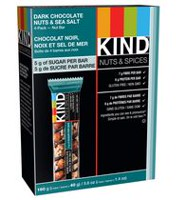 KIND Dark Chocolate Nuts & Sea Salt Nut Bars