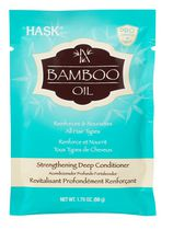 HASK Bamboo Oil Strengthening Deep Conditioner