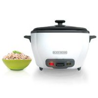 BLACK + DECKER Traditional Rice Cooker