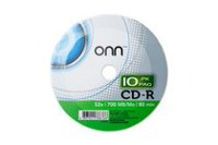 CD-R 10 PACK SHRINK WRAP